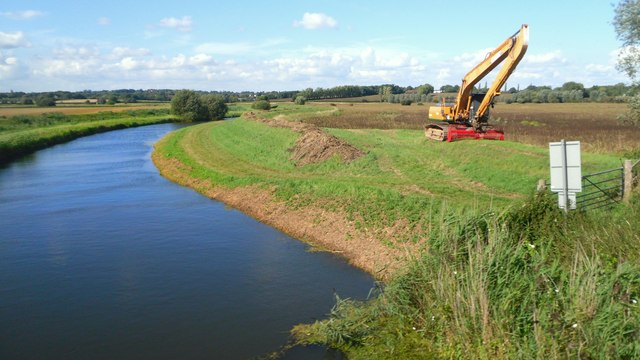 Dredging The Rother