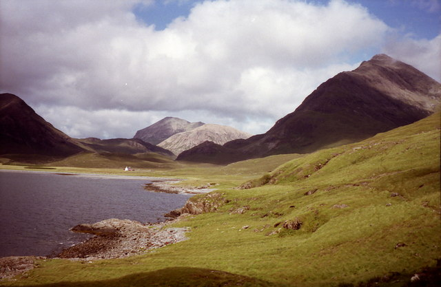 On the Elgol track