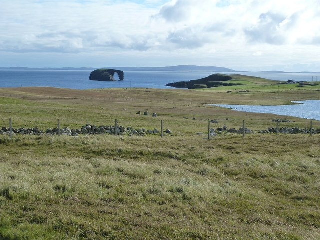 View to Dore Holm