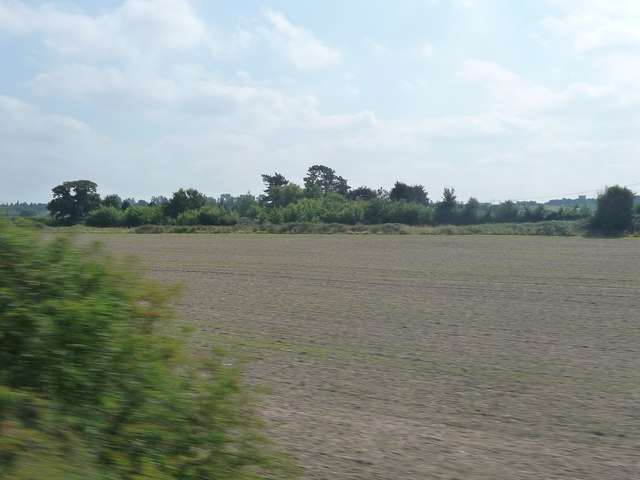 West Berkshire : Ploughed Field