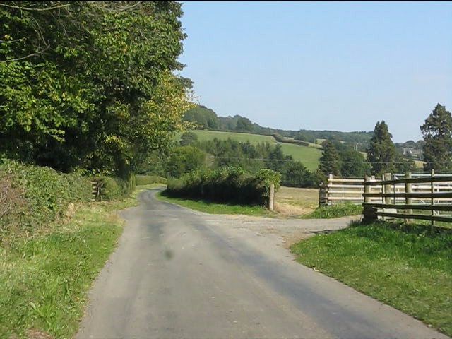 Lane from Home Farm