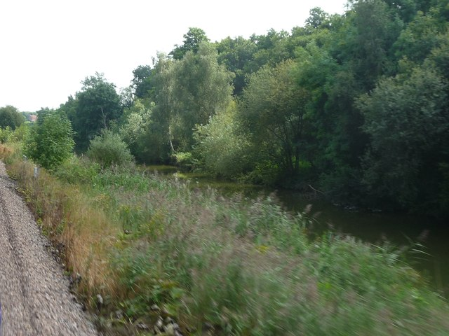 West Berkshire : Canal & Railway sides