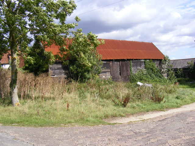 Barn at Wright's Farm