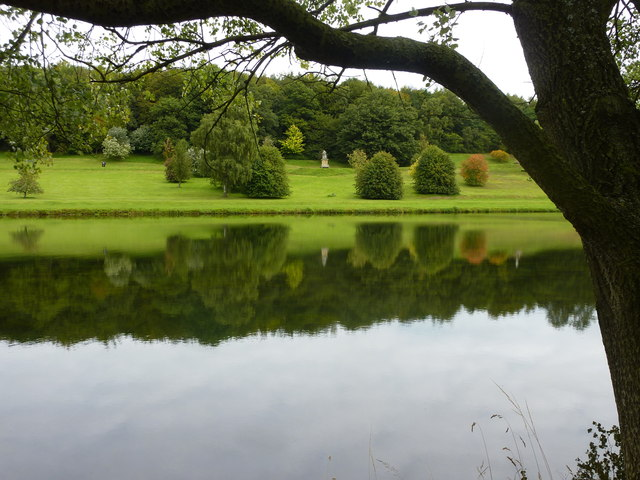 South Lake, Castle Howard, Yorkshire