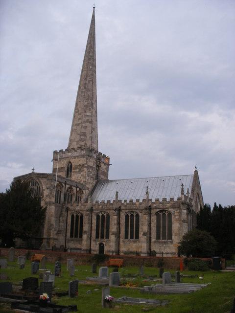 St Mary's Church, Hemingborough