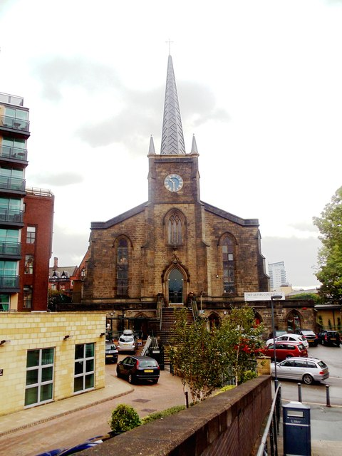 The Church of St George, Leeds