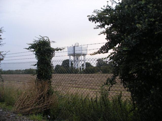 Hemingborough water tower