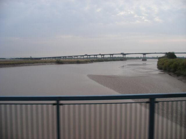 River Ouse from Boothferry Bridge