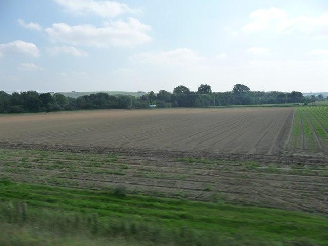 Kennet : Ploughed Field
