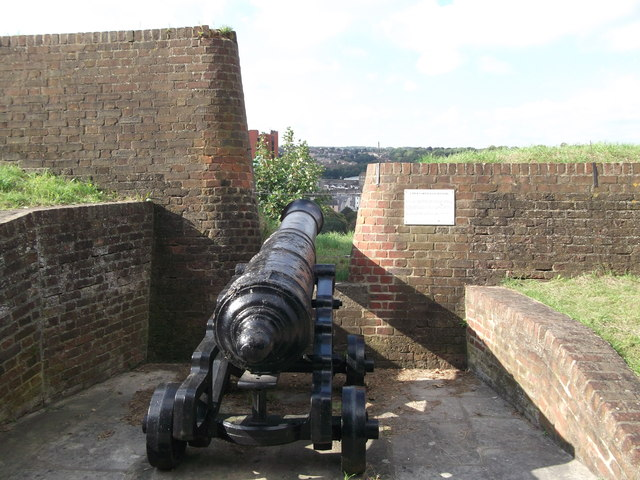 Upper Cornwallis Battery (1 of 3)