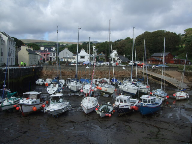 Harbour at Laxey
