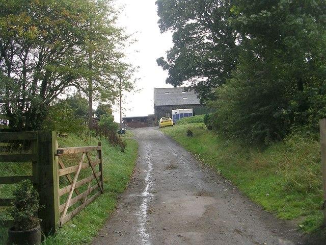 Birk Hill Farm Drive - Ainsbury Avenue