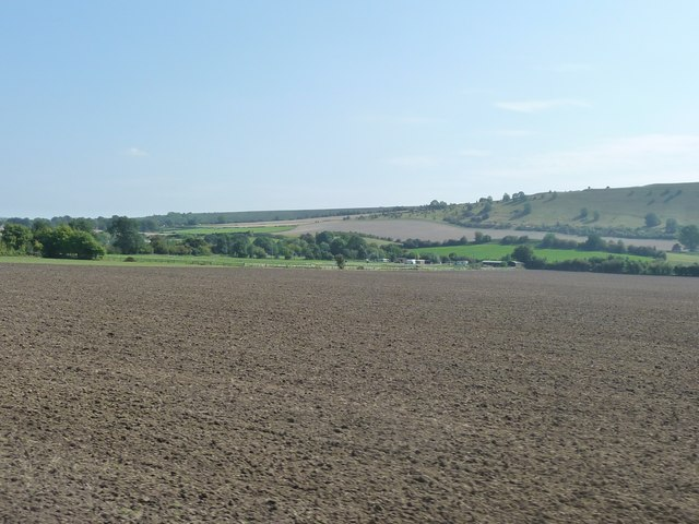 West Wiltshire : Ploughed Field