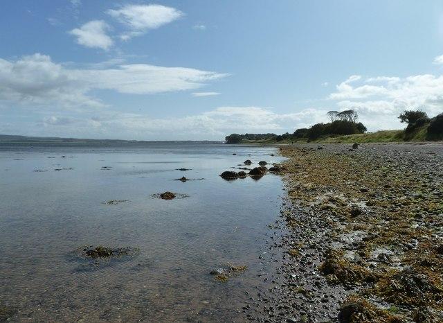 Shore of Loch Ryan