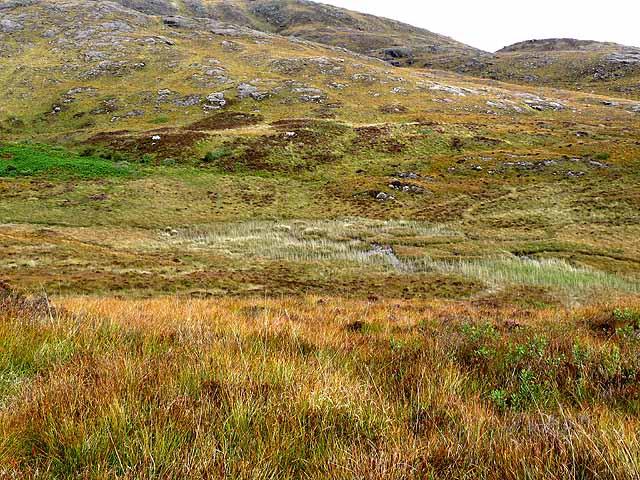 Spur of Beinn na h-Imeilte