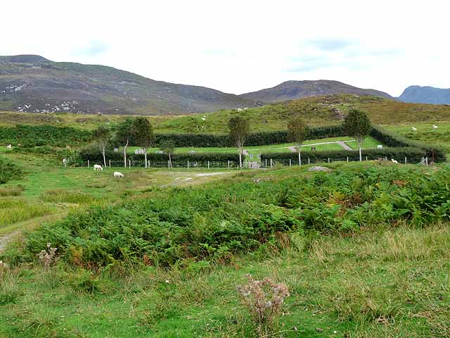 New Burial Ground at Kilchoan