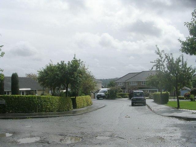 Mitchell Close - Mitchell Lane