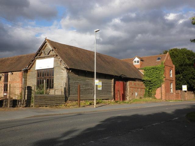 Converted barn, Lower Bullingham