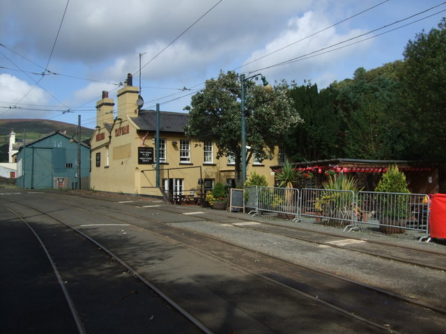 Mines Tavern at Laxey