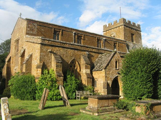 St Etheldreda's Church, Horley