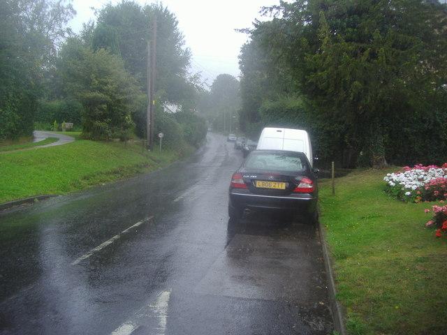 Old London Road, Knockholt Pound