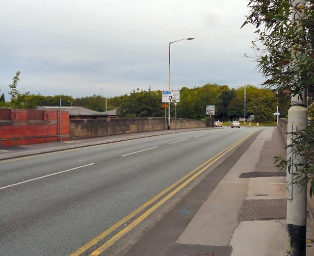 King Street West Bridge