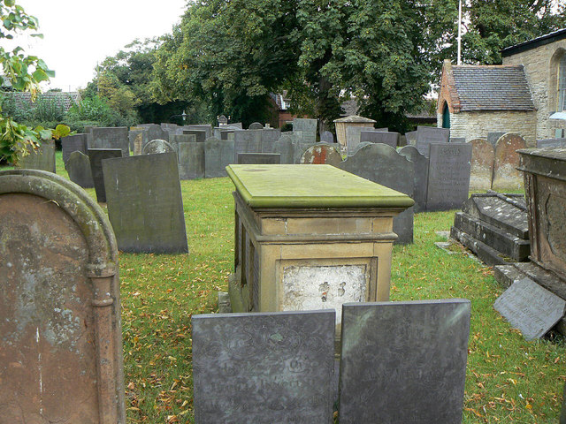 Churchyard at Holy Trinity