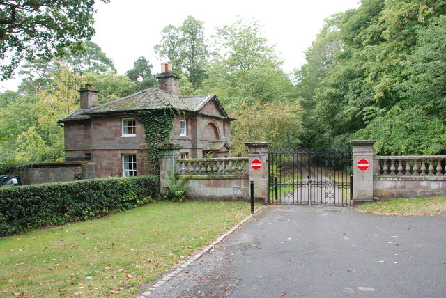 Gatehouse Weston Park