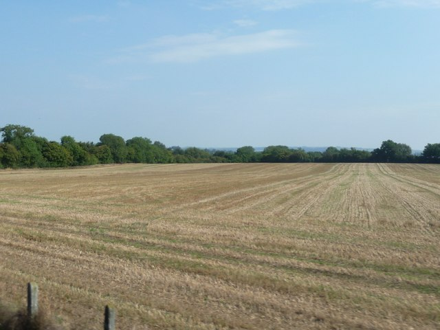 South Somerset : Ploughed Field