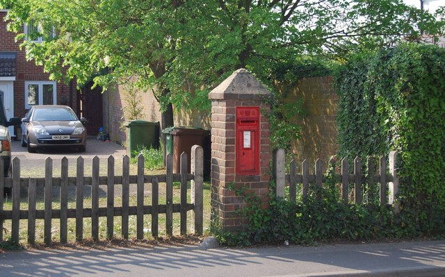 Victorian Postbox, Maidstone Rd