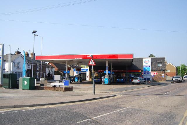 ESSO filling station