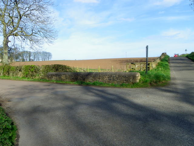 Road junction, Howick