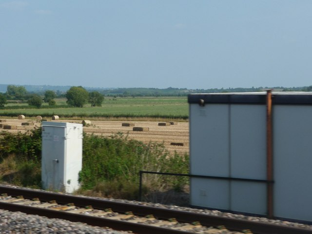 Taunton Deane : Railway Side