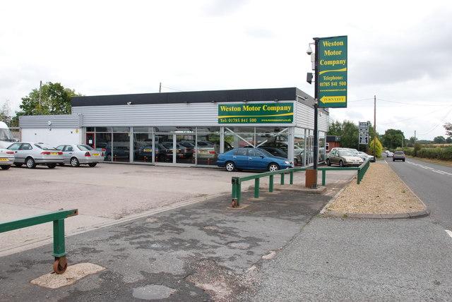 Weston Motor Company, Watling Street