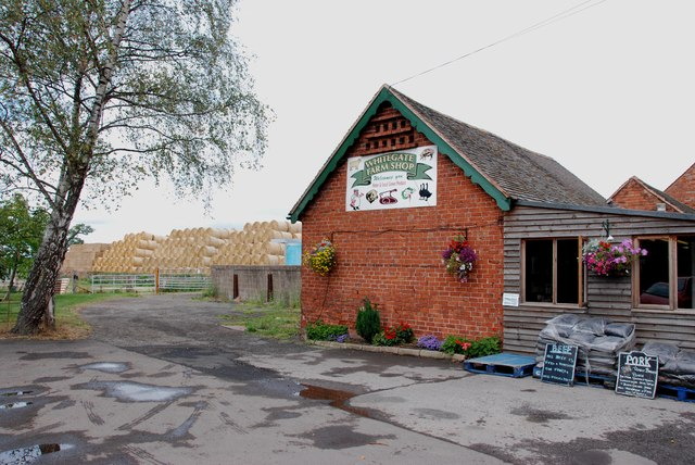 Whitegate Farm Shop, A5