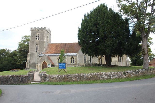 Church in the fork