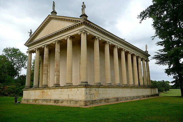 Stowe Park, Temple of Concord and Victory