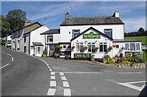 SD3876 : The Pheasant Inn, Allithwaite by Ian Taylor