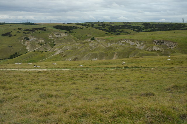 Former quarry workings, Cleeve Hill