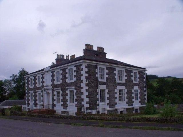 Beattock, the Old Brig Inn