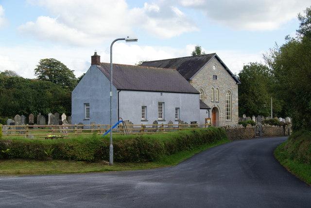 Bethel Chapel, Mynachlog-ddu