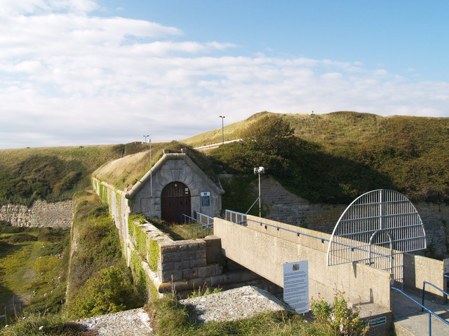 The Verne - Southern Entrance