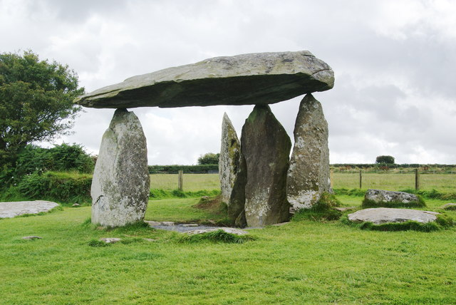 Pentre Ifan burial chamber