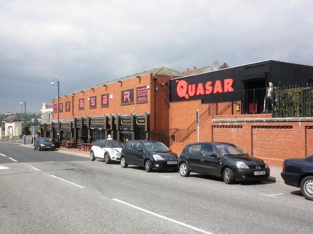 Quasar, Station Approach Road, Barry Island