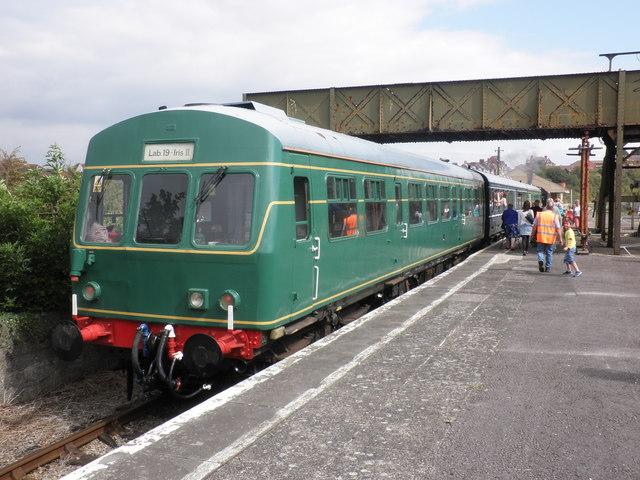 Diesel multiple-unit, Barry heritage railway