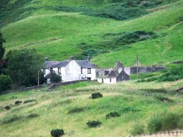 Raecleuch Farm (derelict)