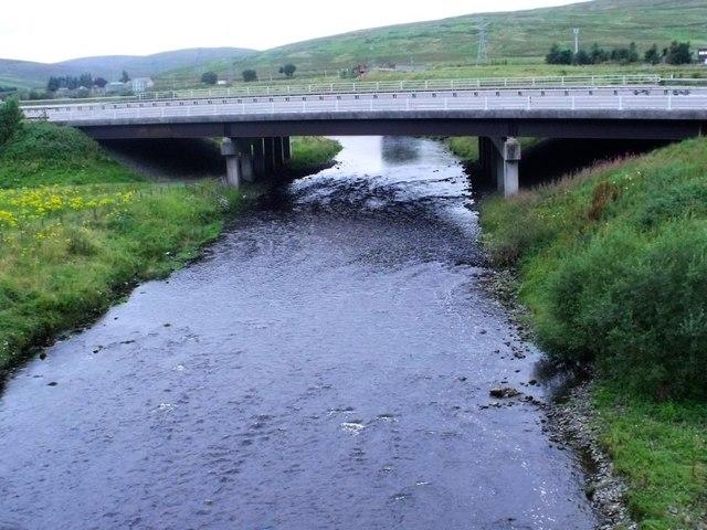 Elvanfoot, river Clyde [2]