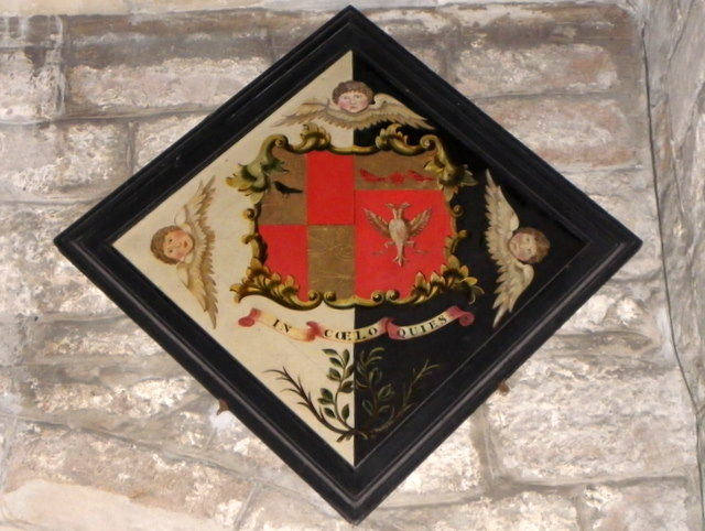 Hatchment, Church of the Holy Trinity