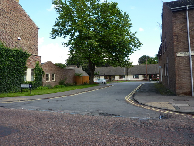 Oswald Court, Durham