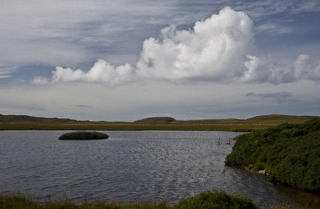 Loch Ruime, near Sanaigmore, Islay
